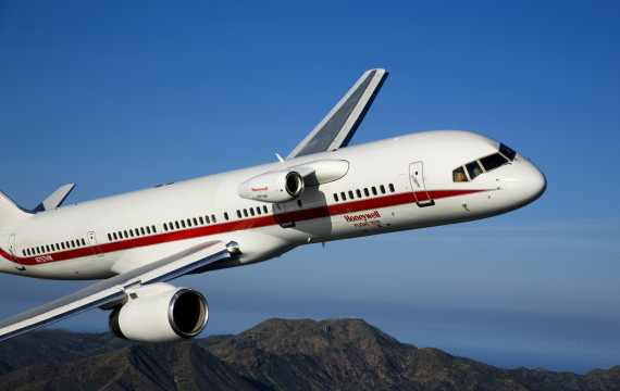Honeywell 757 testbed