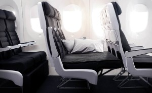 air new zealand boeing 777-300er 77w economy skycouch display