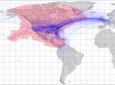 Hypothetical Spot Beams - North America (1)