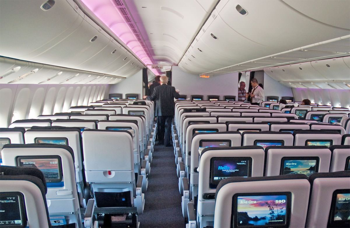 Ten abreast economy isn t an upgrade no matter how you for Boeing 777 interior
