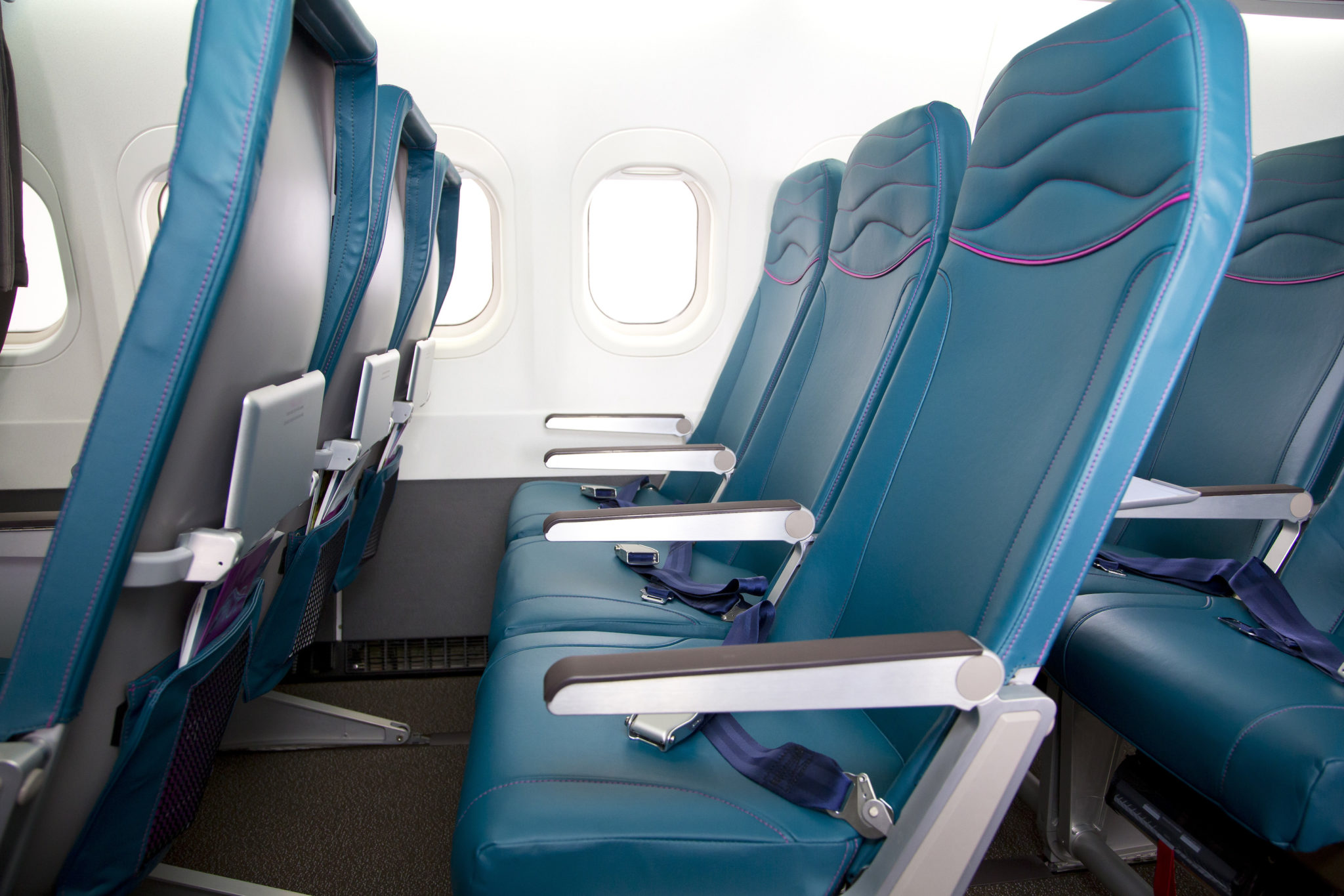 Why Hawaiian Airlines Use Of Slimline Seats Makes Sense