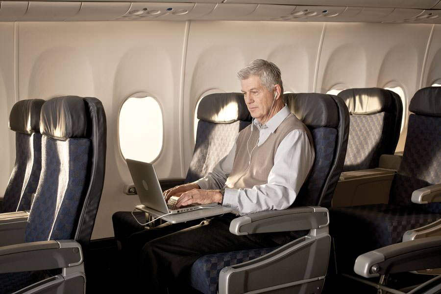 Us Domestic First Class No Longer Like Visiting Your