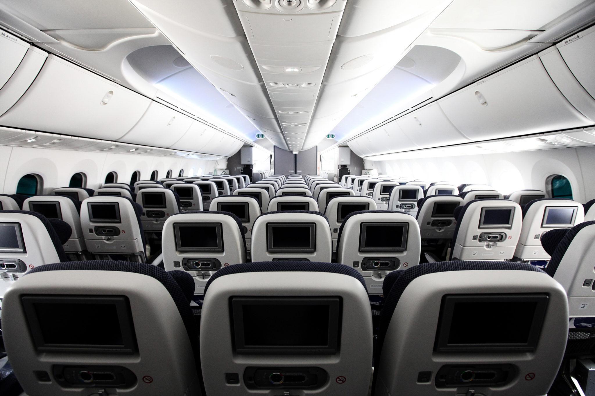 Negative Feedback Prompts British Airways To Widen Seats